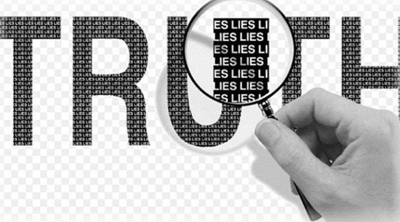 truth lies media