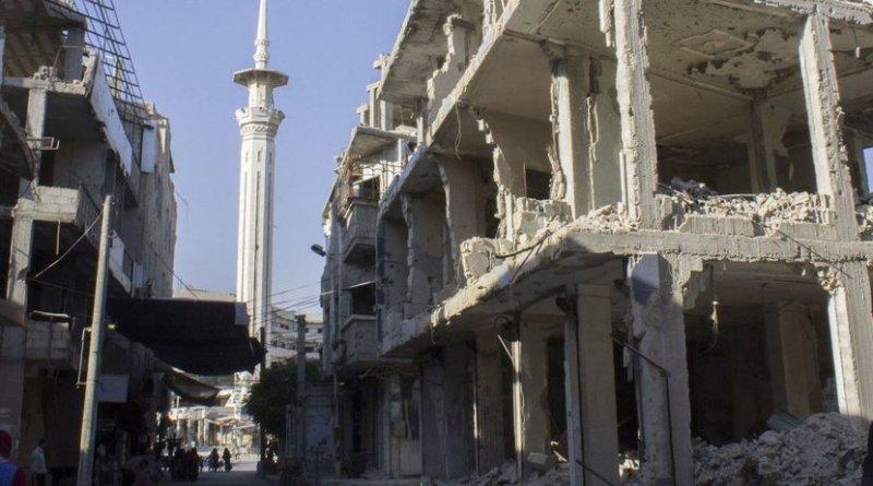 Douma, Eastern Ghouta, Syria. Photo Credit: UNOCHA