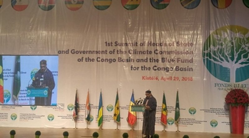 King Mohammed VI of Morocco in Congo-Brazzaville