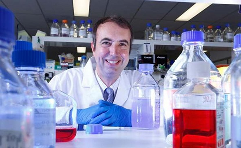UNSW Sydney scientist Professor Merlin Crossley. Credit Image: UNSW