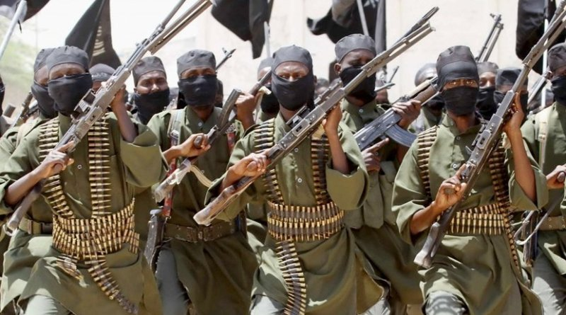 Al Qaeda militants.