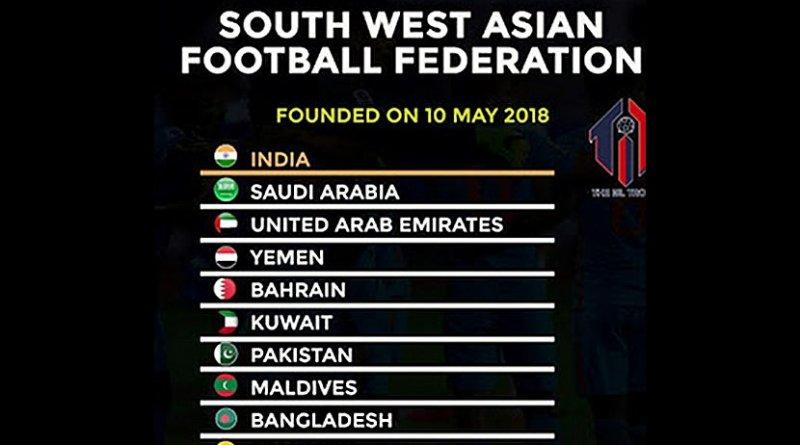 South West Asian Football Federation (SWAFF)