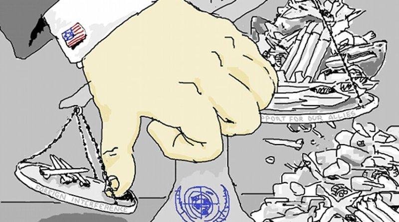 Cartoon: S. Reynolds CC BY-SA 4.0