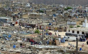Moroccan Favelas (Sidi Moumen slum in Casablanca)