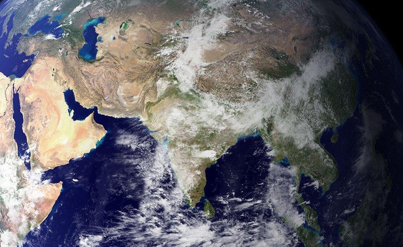 Eurasia. Photo Credit: NASA Blue Marble of the Earth's Eastern Hemisphere