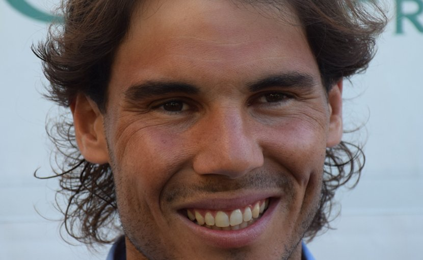 Rafael Nadal. Photo Credit: File photo by Tourism Victoria (Australia), Wikimedia Commons.