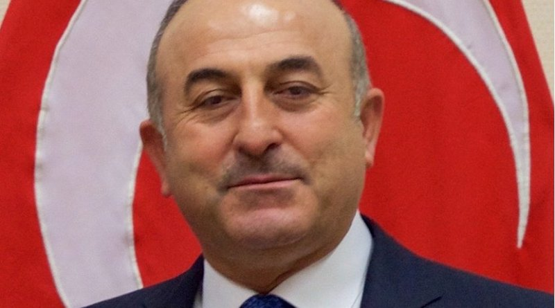 Turkey's Mevlut Cavusoglu. Photo Credit: US State Department.