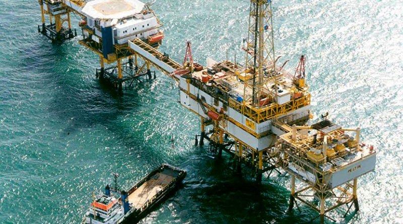 International Petroleum Corporation (IPC) platform in the Netherlands. Photo Credit: IPC