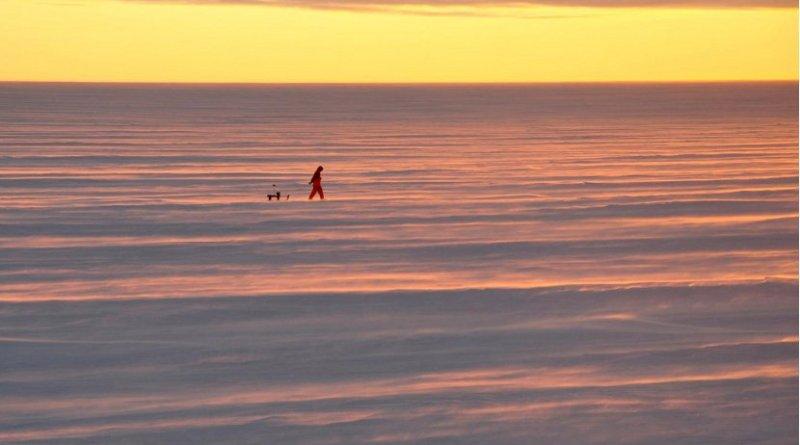 Antarctica. Photo Credit: S. Popov