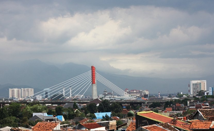 Bandung, West Java, Indonesia. Photo Credit: Prayudi Setiadharma, Wikipedia Commons.