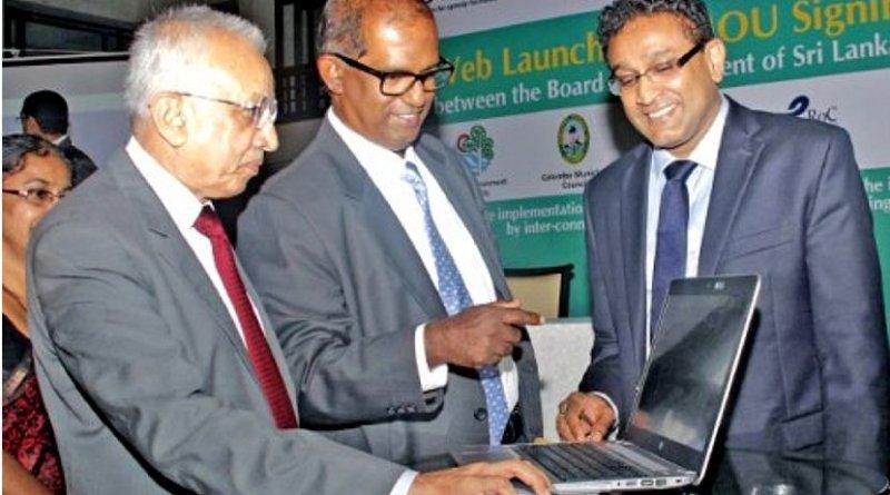 Sri Lanka Launches SWIFT To Facilitate Foreign Investments. Photo Credit: Sri Lanka government.