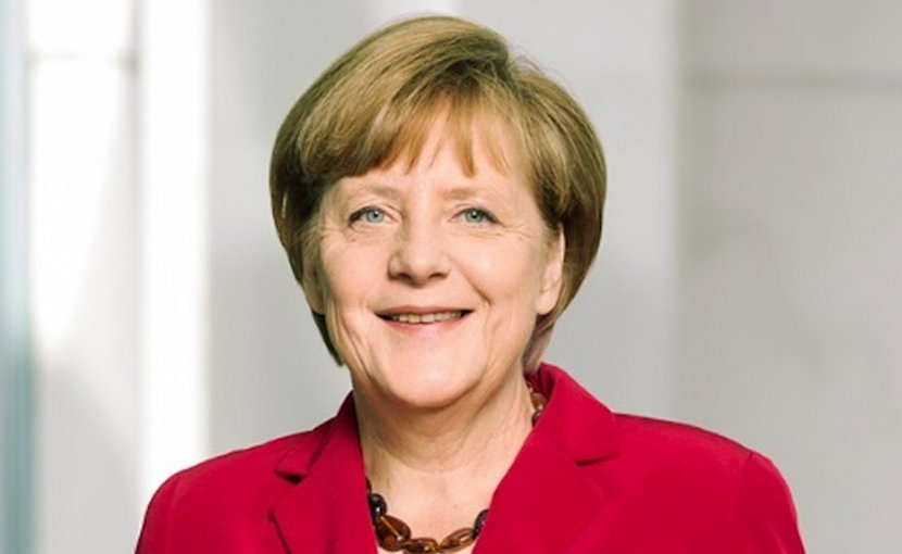 Germany's Angela Merkel. Credit: Federal Government/Steffen Kugler.