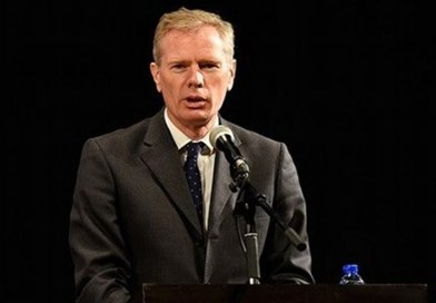 British Ambassador to Iran Rob Macaire. Photo Credit: Tasnim News Agency.