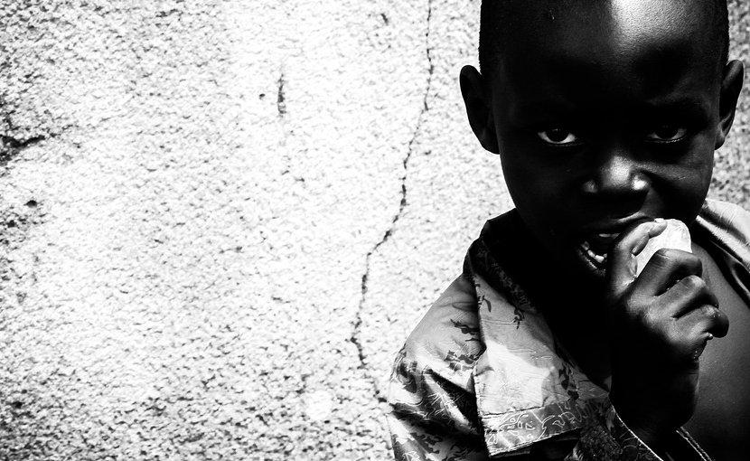 black child children