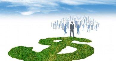lobbyist green ecology environment dollar