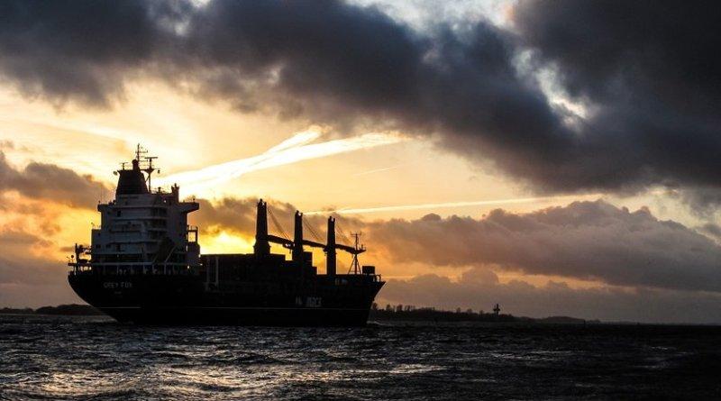 File photo of oil tanker.