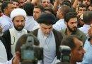 Iraq's Muqtada al-Sadr. Photo Credit: Tasnim News Agency.