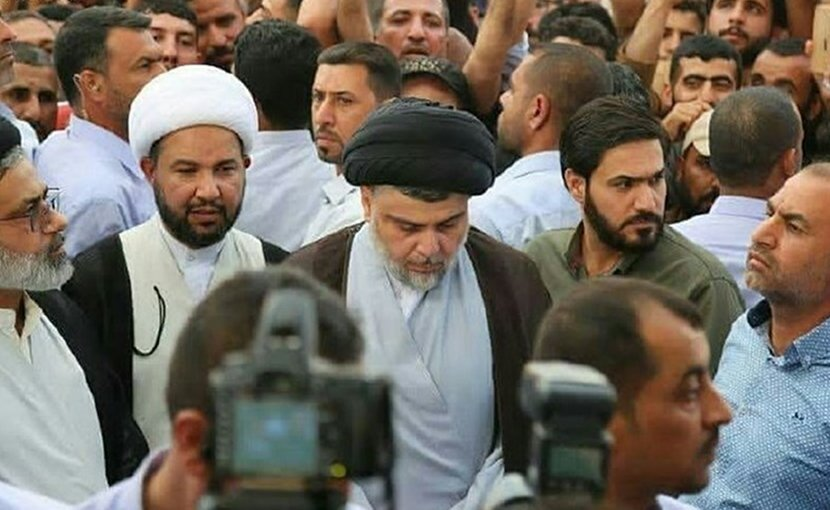 Iraq's Muqtada al-Sadr. Photo Credit: Tasnim News Agency.