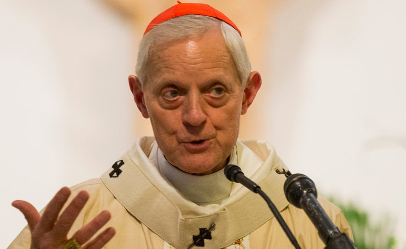 Cardinal Donald Wuerl. Photo Credit: CBP Photography, Wikimedia Commons.