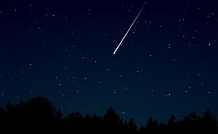 meteor space