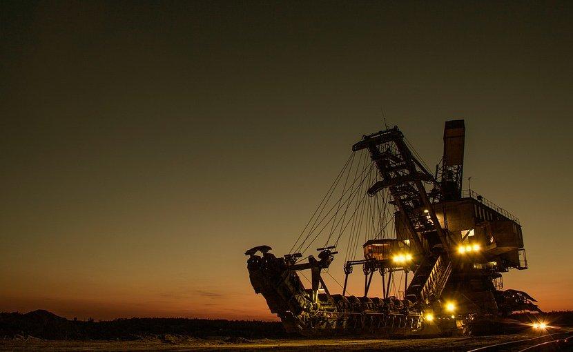 mining mine