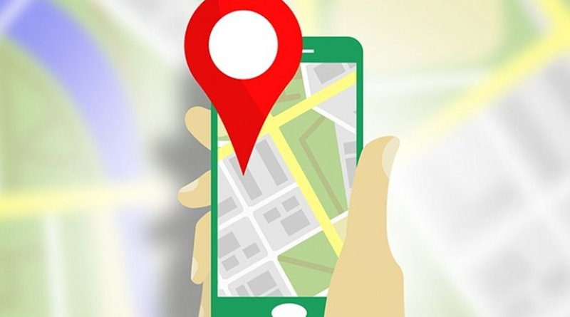 google map gps