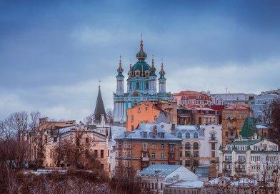 Kiev, Ukraine.