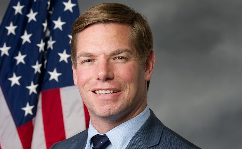 Eric Swalwell. Photo Credit: United States Congress, Wikipedia Commons.