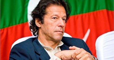 Pakistan's Imran Khan. Photo Credit: Jawad Zakariya, Wikimedia Commons.