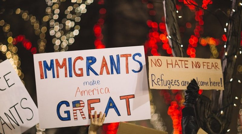 immigration migrant refugee