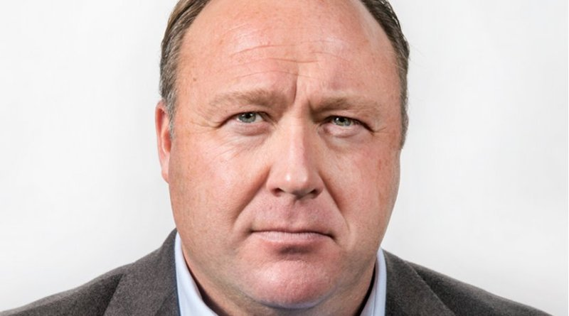 Alex Jones. Photo Credit: Michael Zimmermann, Wikipedia Commons.