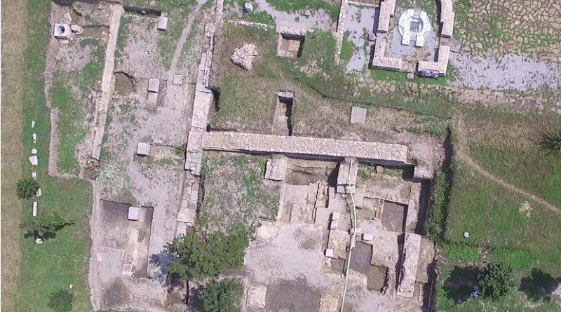 Site aerial view. Photo: Andrzej Biernacki