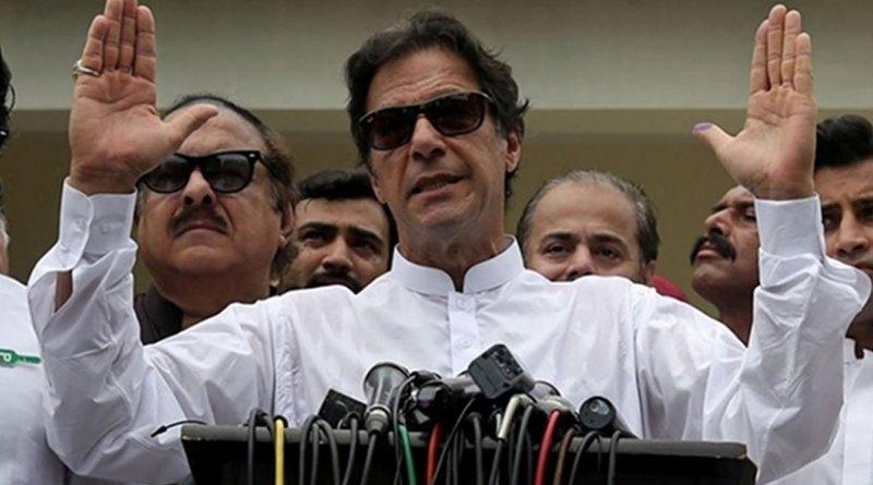 Pakistan's Imran Khan. Photo Credit: Fars News Agency.