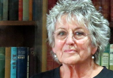 Germaine Greer. Photo Credit: Helen Morgan, Wikipedia Commons.
