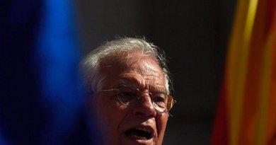 File photo of Josep Borrell. Photo Credit: Twitter