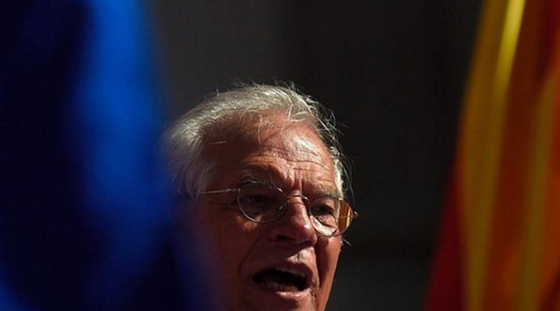 File photo of Josep Borrell. Photo Credit: Twitter