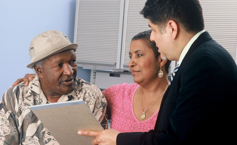 The study indicated that cultural differences in the ways that racial and ethnic minorities interact and take action to compensate for lack of access to health care and other services may help to facilitate good health outcomes. Credit Rhoda Baer/National Cancer Institute