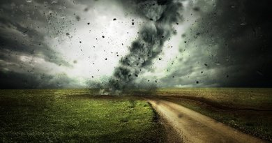 climate change extreme weather tornado