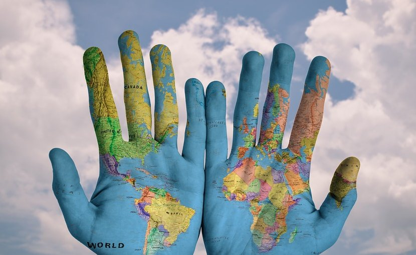 globalizaton globe world