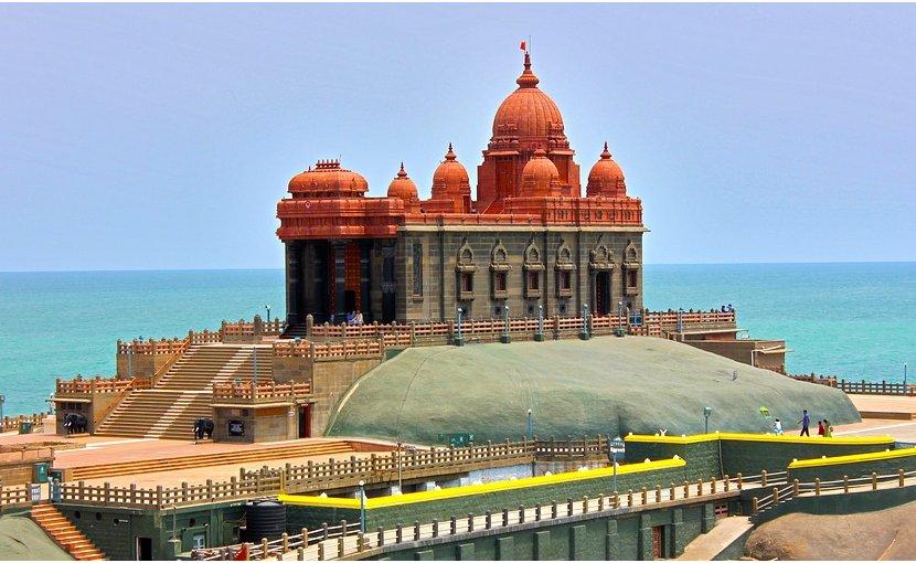 Temple in Tamil Nadu, India.