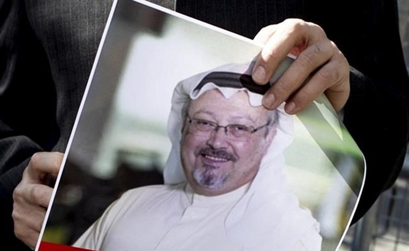 Jamal Khashoggi. Photo Credit: Tasnim News Agency.