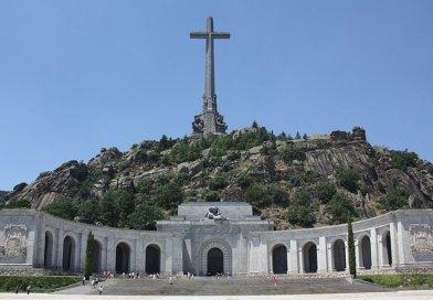 Valle de los Caídos (Valley of the Fallen), Spain.