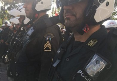 Iran Equipping Police With Body Cameras