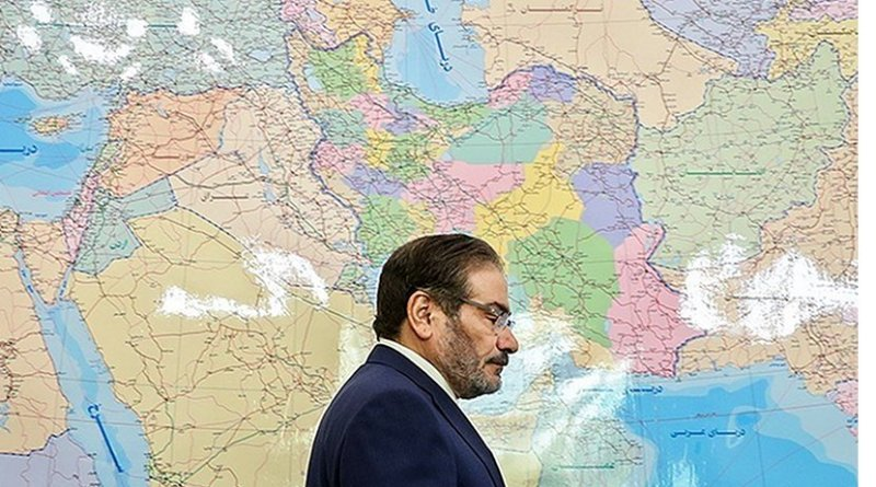 Secretary of Iran's Supreme National Security Council Ali Shamkhani. Photo Credit: Tasnim News Agency.