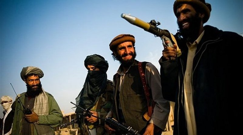 Taliban in Afghanistan. Photo Credit: Tasnim News Agency.