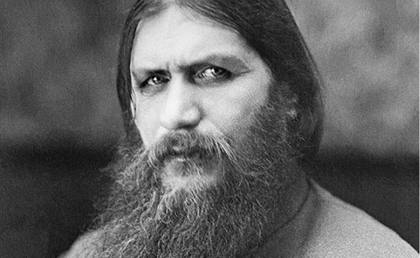 Grigori Rasputin (1864-1916). Photo Credit: Wikimedia Commons.