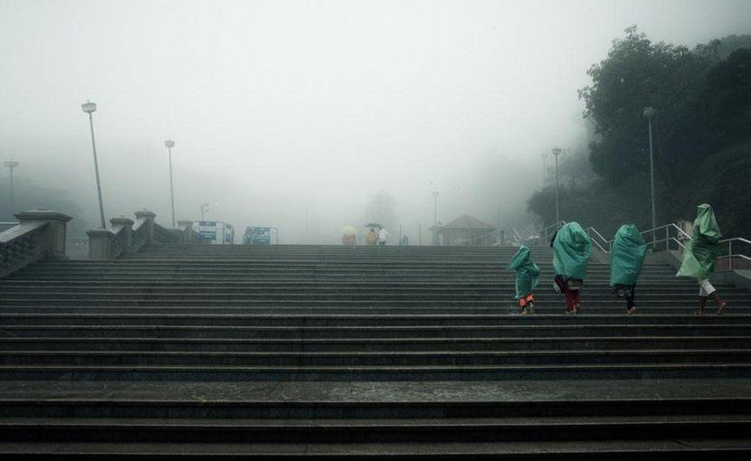 Monsoon weather. Photo Credit: Premnath Thirumalaisamy/Flickr.