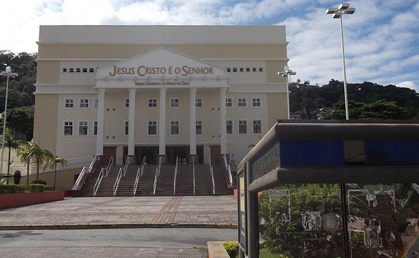 Universal Church of the Kingdom of God in Florianópolis, Brazil. Photo: Eugenio Hansen, OFS / Wikimedia Commons