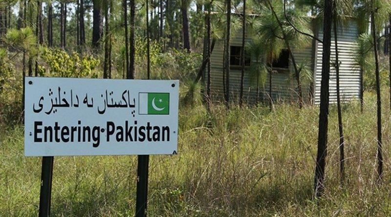 Pakistan border