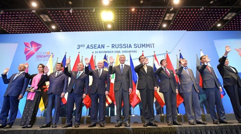 ASEAN - Russia Summit. Photo Credit: Kremlin.ru